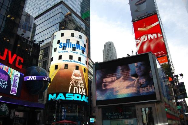 Sallie Mae Times Square